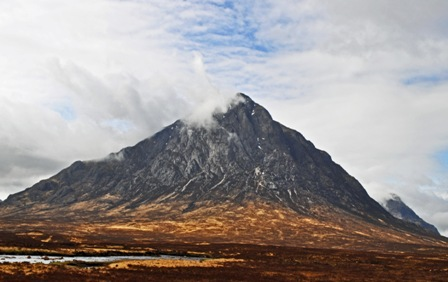 Buachaille Etive Mor, The Great Herdsman of Etive