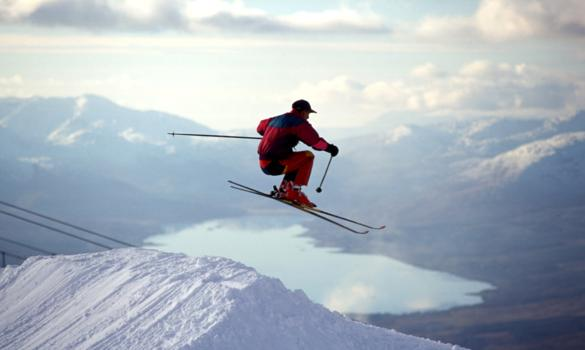 Cairngorm Mountain is widely regarded as being the best place to ski in Britain.