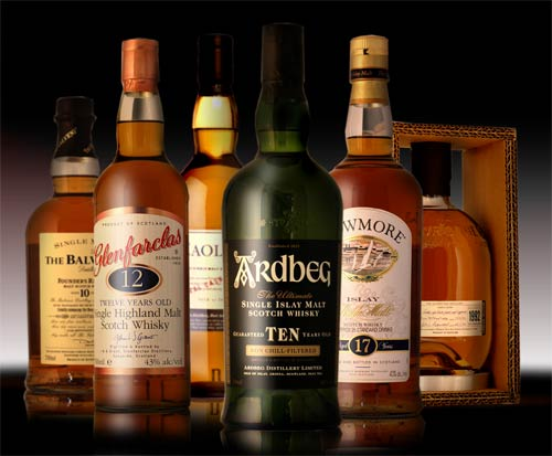 Scotch Tasting Tours Of Scotland