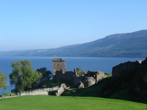 Urquhart Castle1 300x225 A Tour of Jacobite Scotland