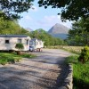 Glencoe Independent Hostel caravans