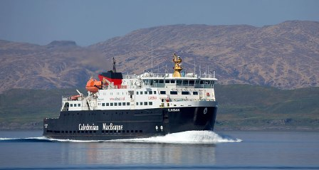 scottish ferry